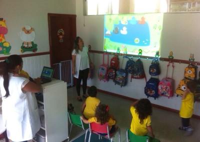 Infantil II – Aprendendo com a Plataforma Educatux